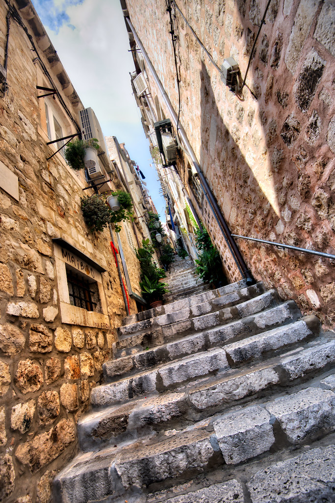 Steps of Dubrovnik