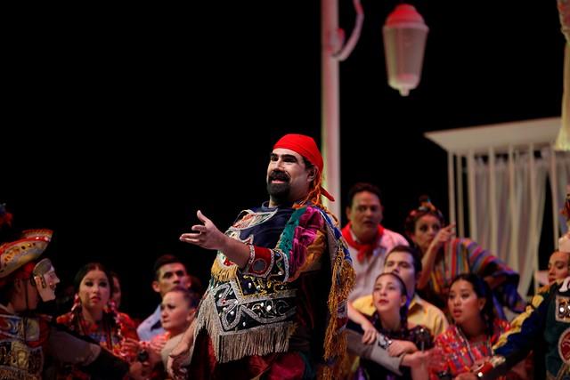"""Orquesta Sinfónica Nacional interpreta el """"Elixir de Amor"""""""