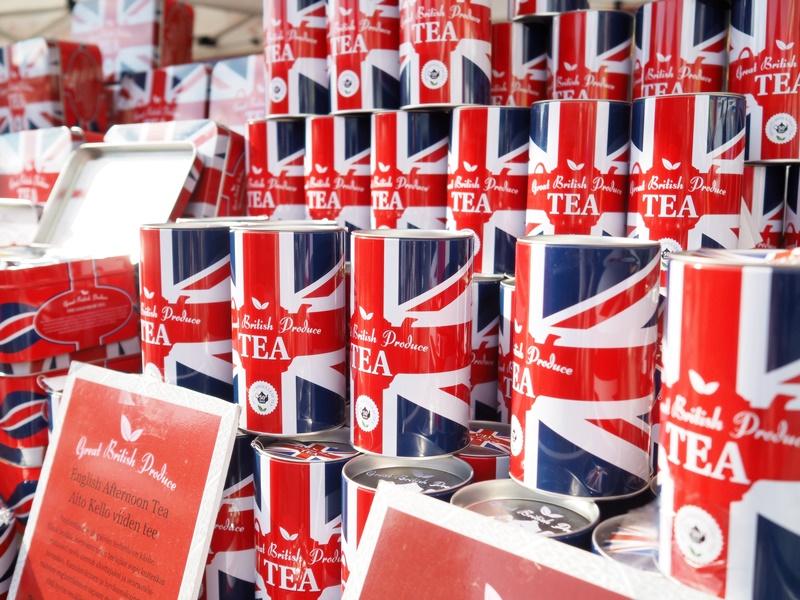 kansainväliset suurmarkkinat englanti