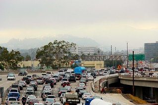 Los Angeles Traffic | by Eric Demarcq