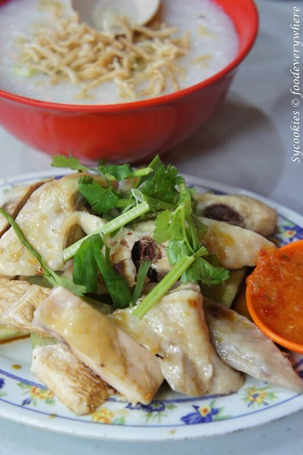 5.Jalan Ipoh Bah Kut Teh and Porridge Jalan Ipoh