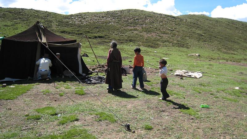 Tibetan Family 8