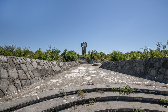Monument to the Fallen Soldiers of Lješanska nahija in Barutana