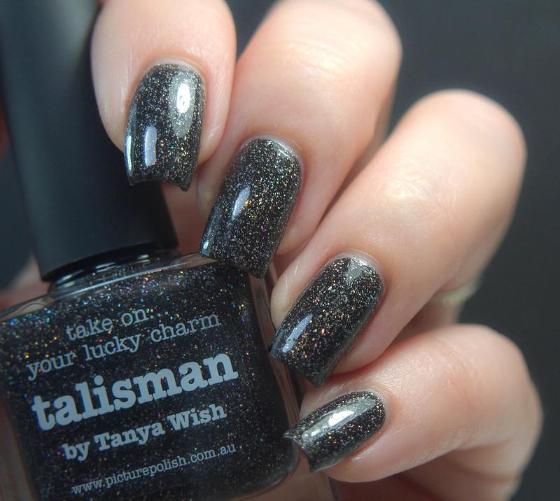 Picture Polish Talisman CesarsShop Charming Nails