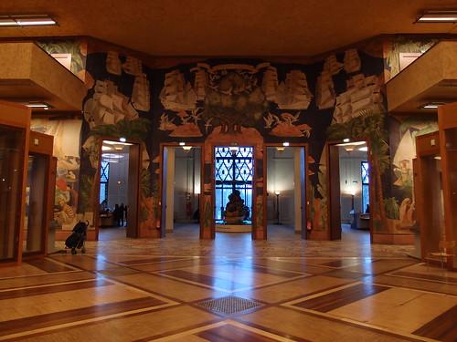 Palais de la Porte Dorée @ Paris
