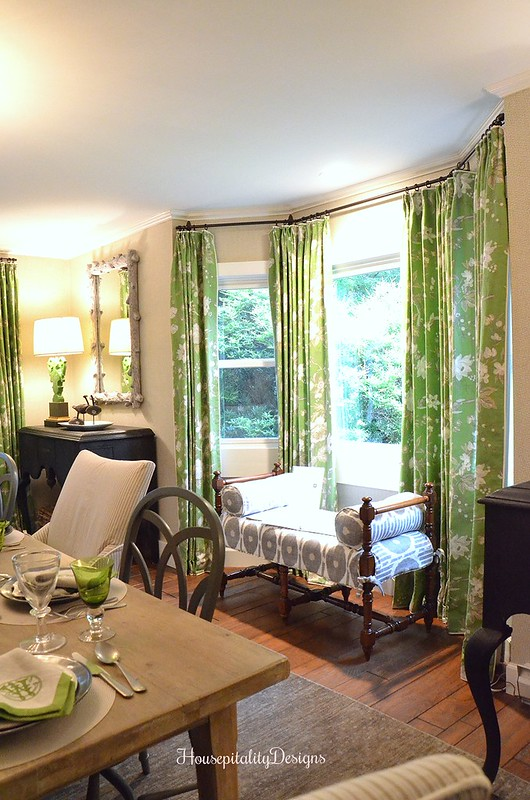 Cashiers Showhouse 2016/Dining Room - Housepitality Designs