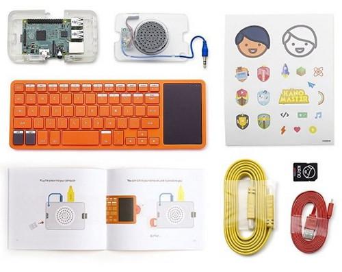 Construye tu PC Kano desde los 7 años