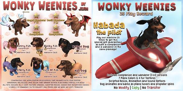 JIAN Wonkey Weenies (The Arcade September 2016)