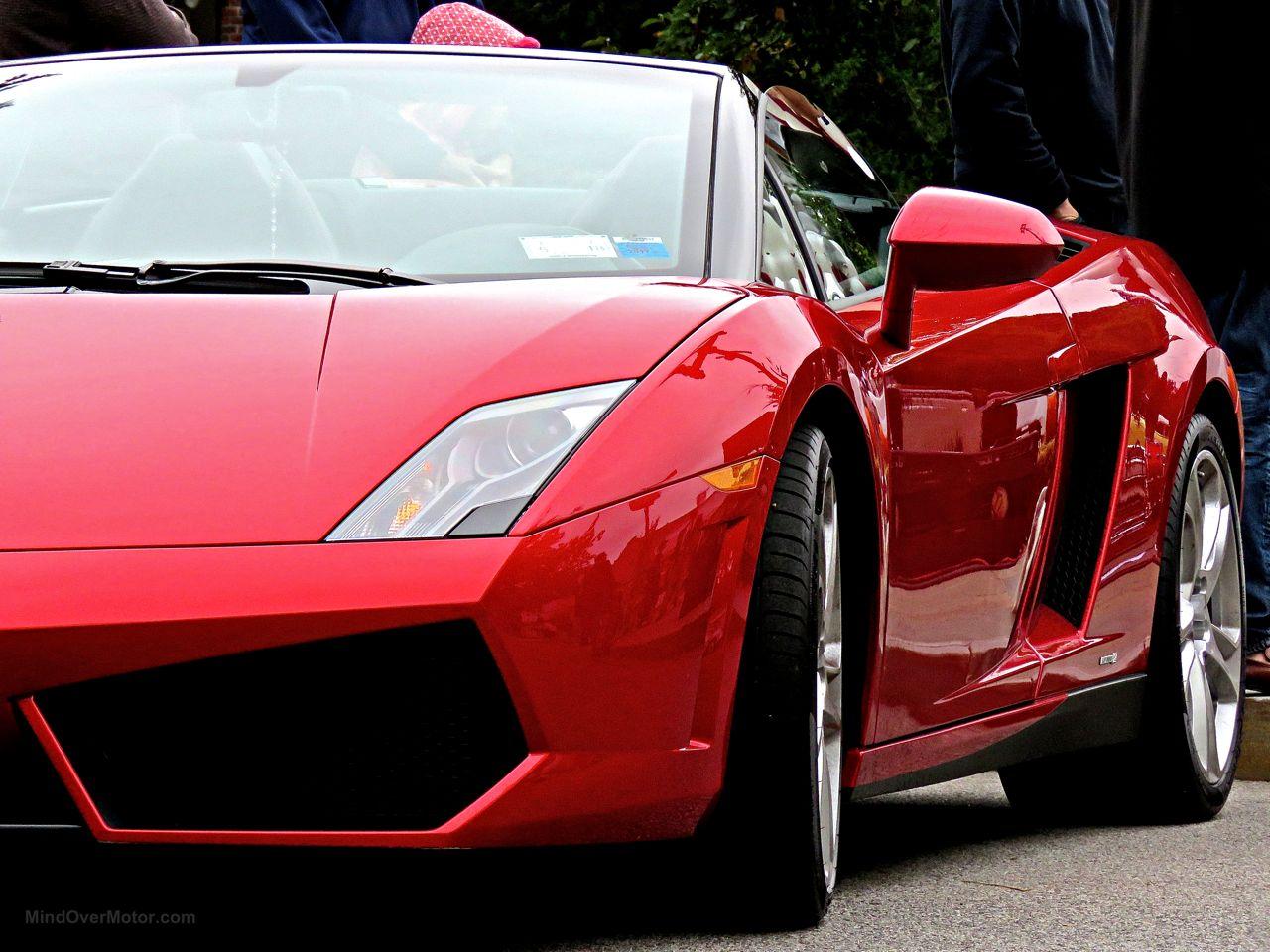 Lamborghini Gallardo Scarsdale Concours