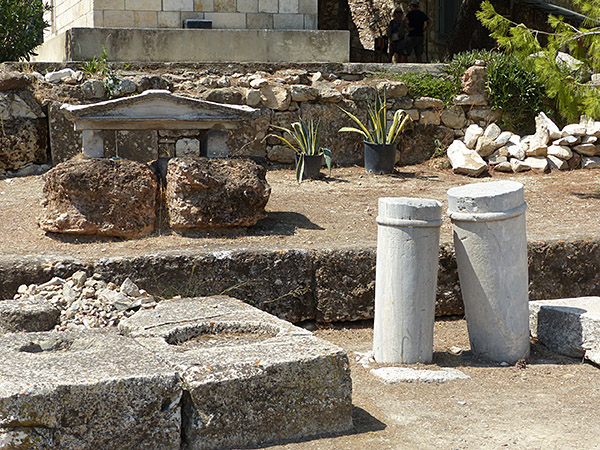 le cimetière du céramique 2