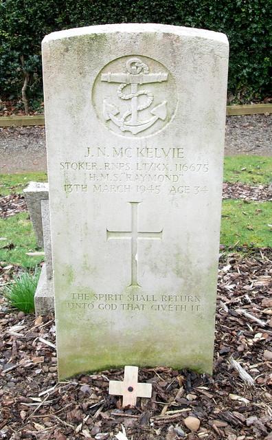Roslin War Grave 3
