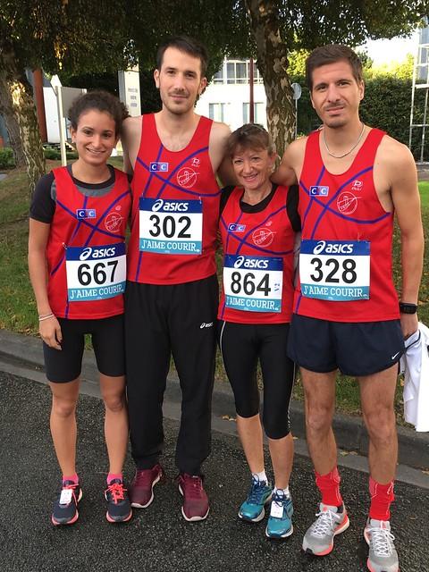 PLMC Athlétisme - Championnat de France à Marcq-en-Baroeul 2016