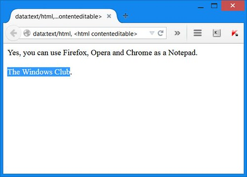 use-Firefox-Opera-Chrome-as-Notepad