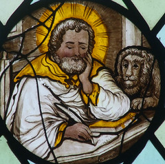 St Mark (by Samuel Yarrington?)