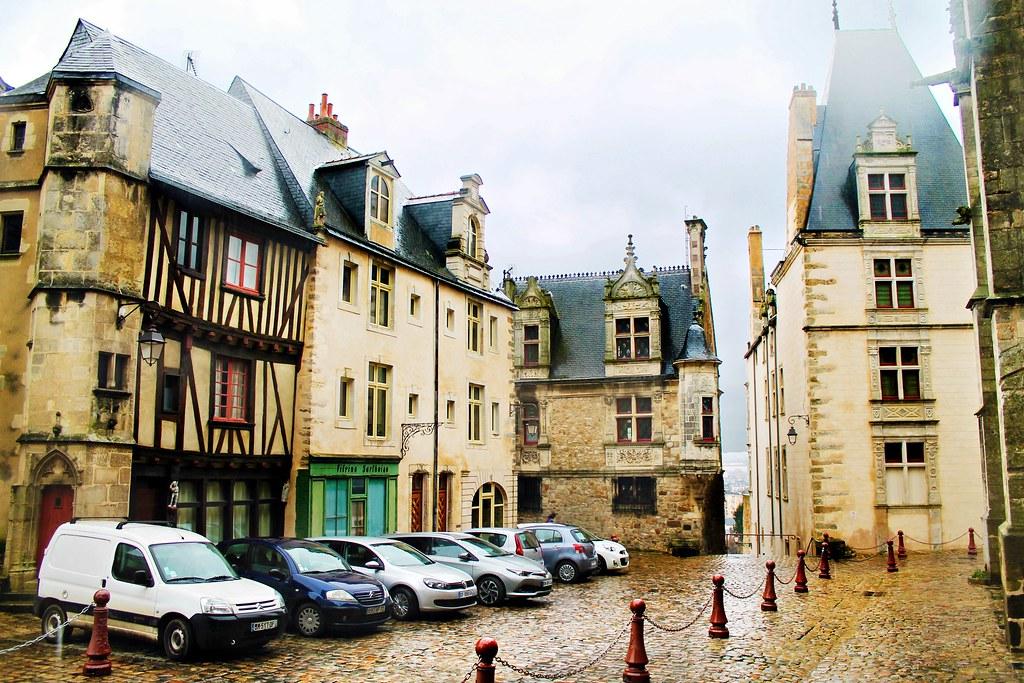 Drawing Dreaming - visitar Le Mans - Cité Plantagenêt