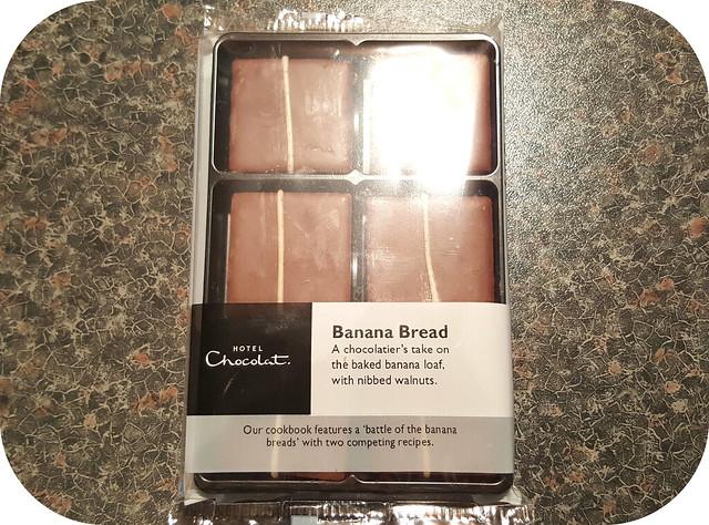 Hotel Chocolat Banana Bread