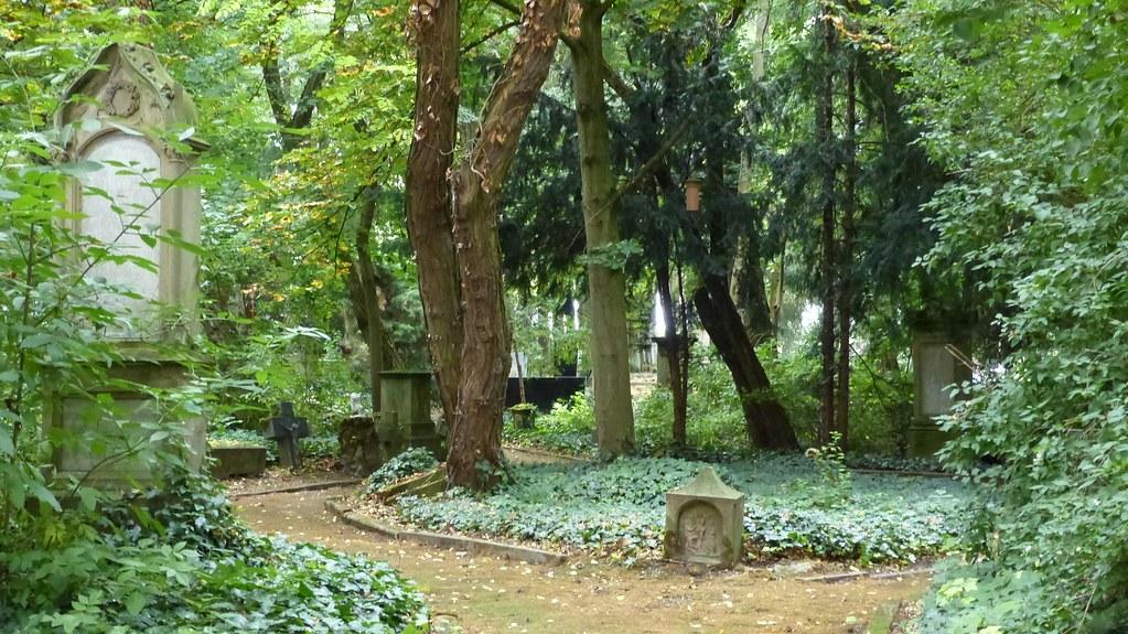 Bergfriedhof von Osthofen