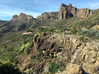 Gran Canaria - Artenara