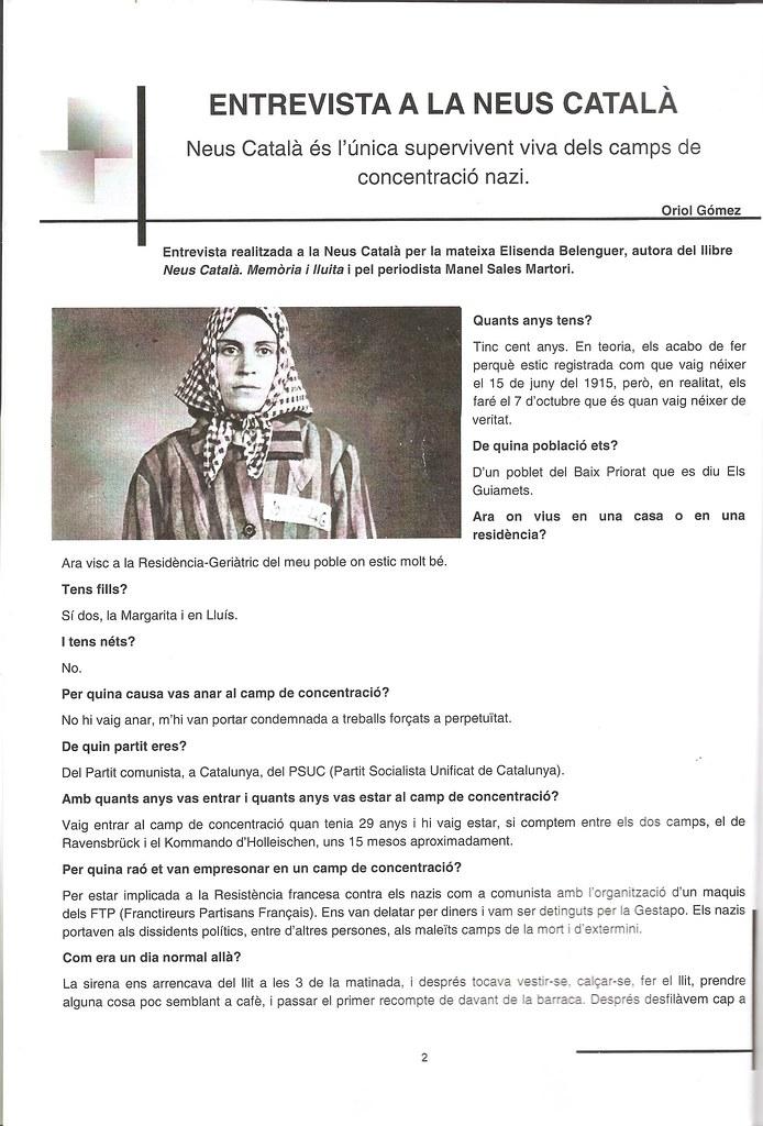 Revista Cadena Perpètua núm 63 pàg 2