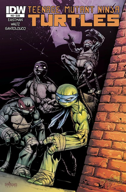 cover Teenage Mutant Ninja Turtles