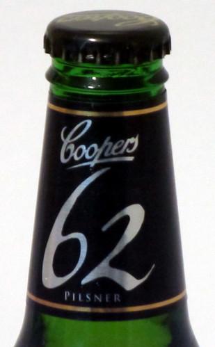 Coopers 62 Pilsner