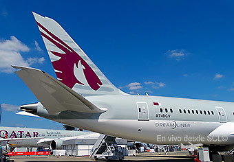 Qatar Airways B787 tail PAS15 (RD)