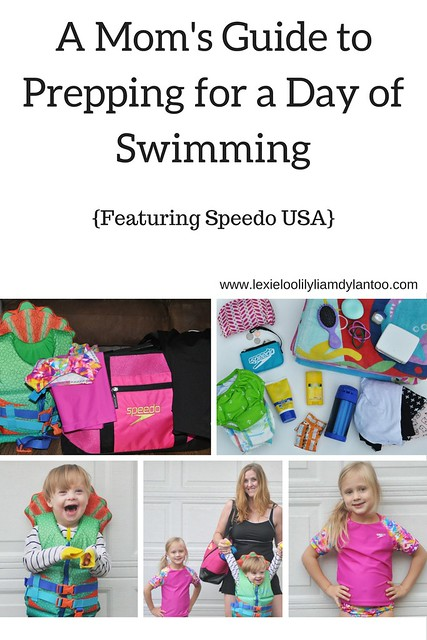 A Mom's Guide to Prepping for a Day of Swimming #SwimWithSpeedo #ad