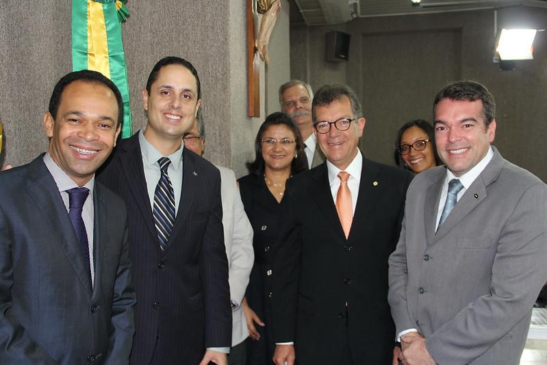 Sessão Solene Câmara Municipal de Aracaju - Sesc 70 Anos