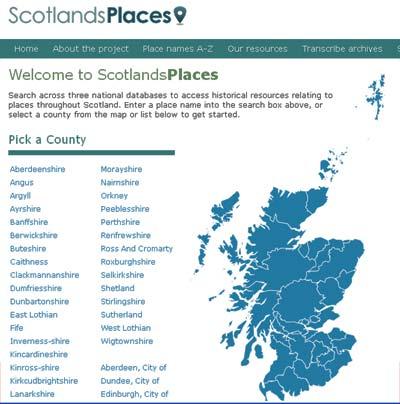 Scotlands Places