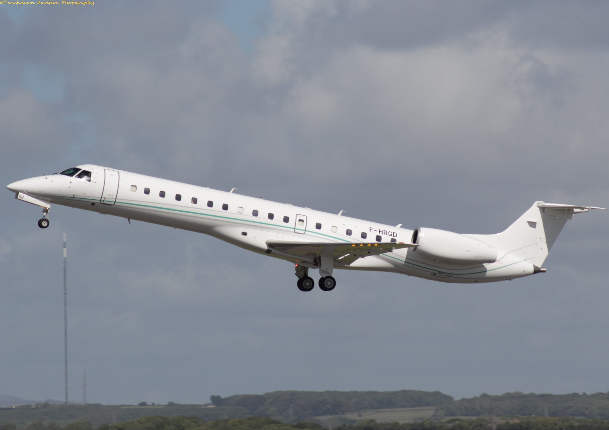 Aero4M Embraer 145 F-HRGD 08SEP16