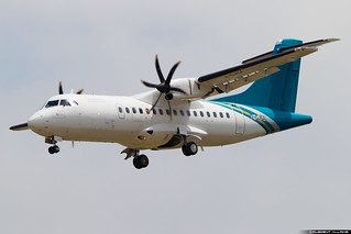 Flair Aviation ATR 42-500 cn 574 2-GJSA