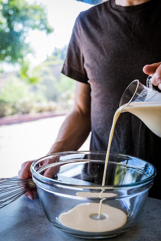 evaporated milk is extra creamy