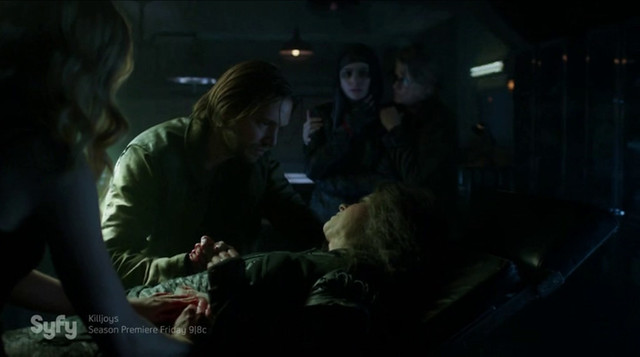 12 Monkeys -2x11- .Resurrection 06