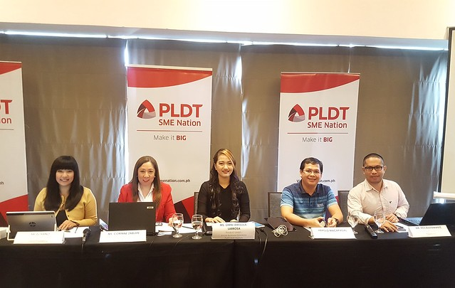 PLDT SME Nation's Smart Digital Campus Launched in Davao City - DavaoLife.com