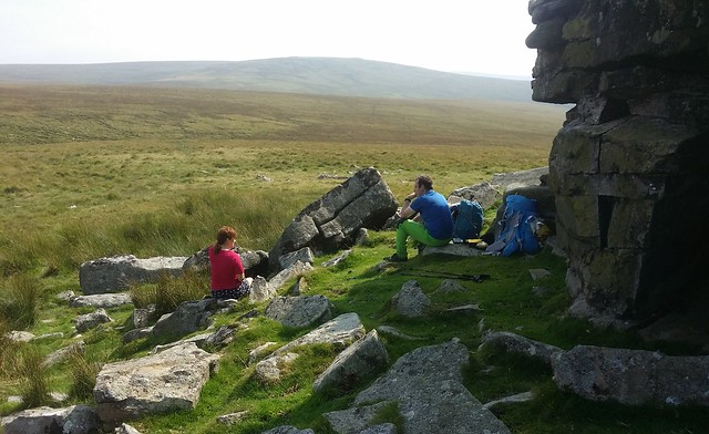 Lunch at Lints Tor