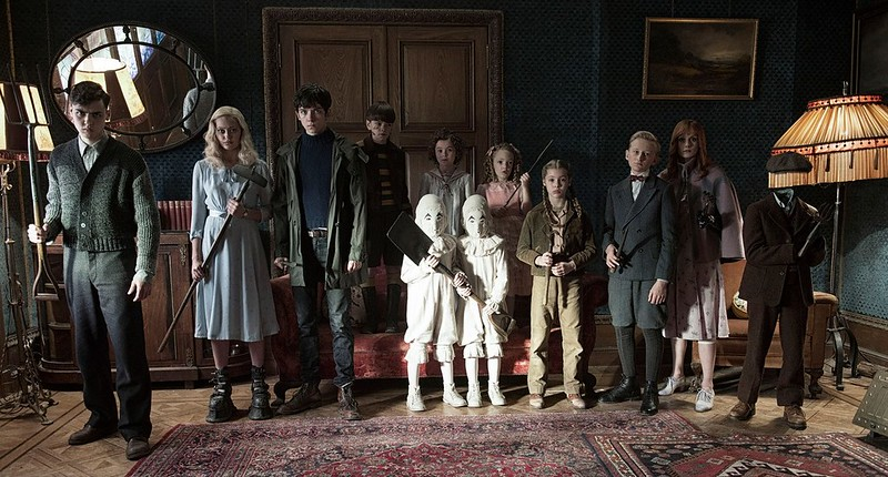 The kids are ready to kick some hollowgast ass in MISS PEREGRINE'S HOME FOR PECULIAR CHILDREN.