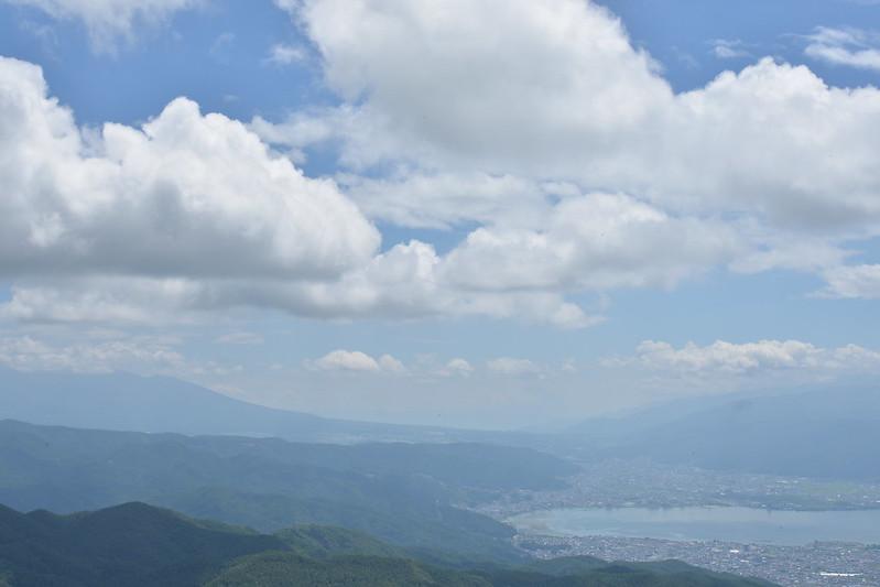 高ボッチ高原 長野旅行 2016年8月15日-17日
