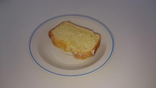 Topfkuchen (von einer Kollegin mitgebracht)
