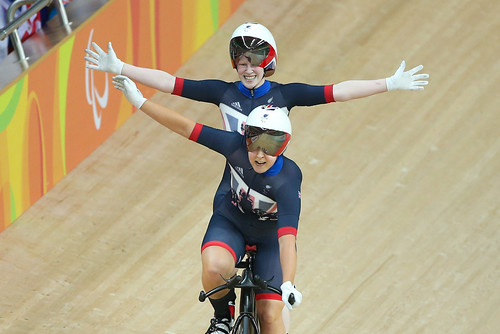 2016 Rio Paralympic Games - track cycling day two