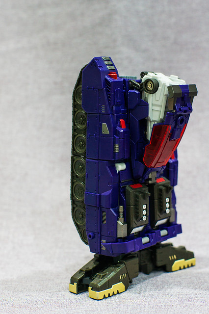 Hypnos Combiner Mode Side