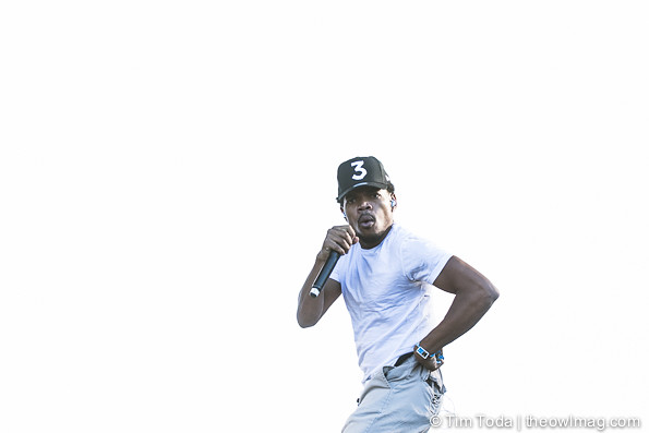 Chance the Rapper @ OSL 2016-2