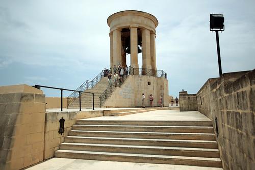 La Valletta: memoriale per la WWII