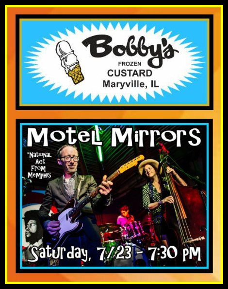 Bobby's Frozen Custard 7-23-16