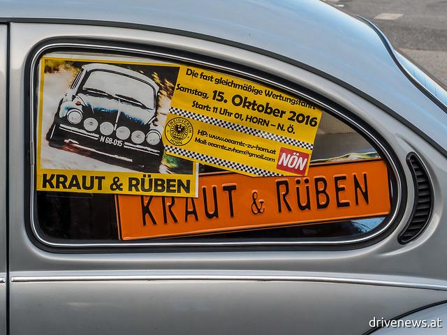 2016-10 Kraut & Rüben Klassik-Rallye