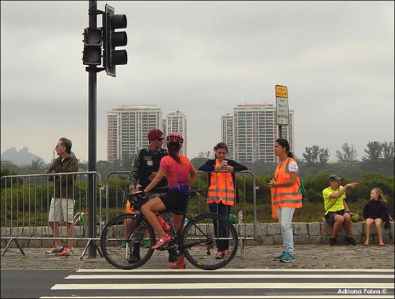 bicicletas bikes ciclistas esportistas esportes vizinhança no Novo Leblon