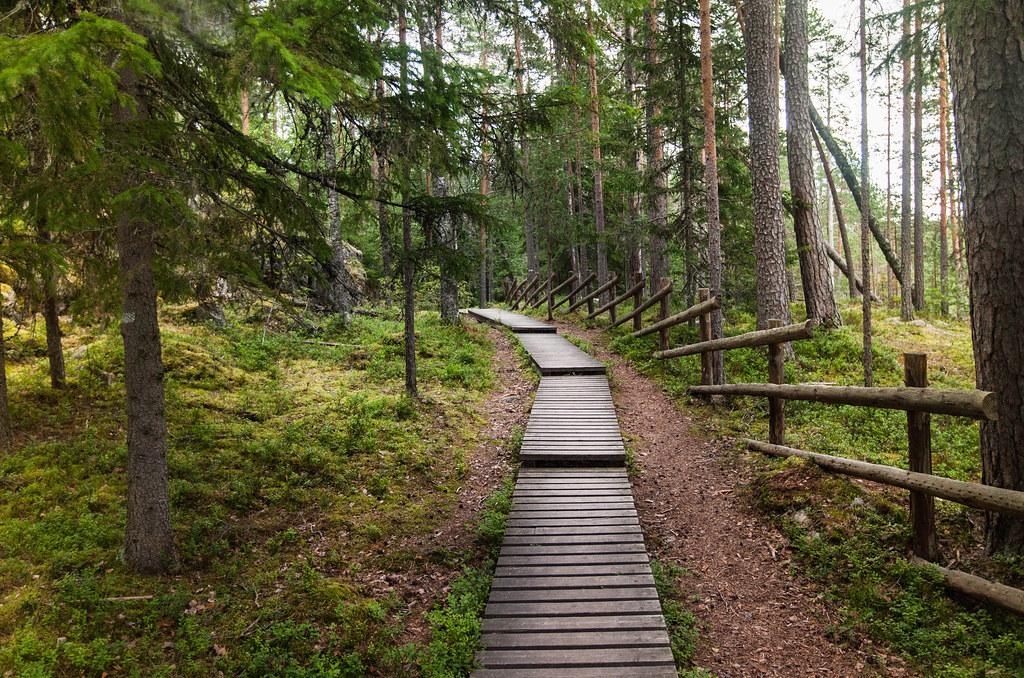 Helvetinjärvi | Helvetinjärven kansallipuisto