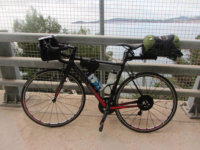 Costa Azzurra in bici