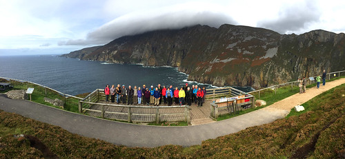 Slieve League during 2016 IAT Annual Meeting