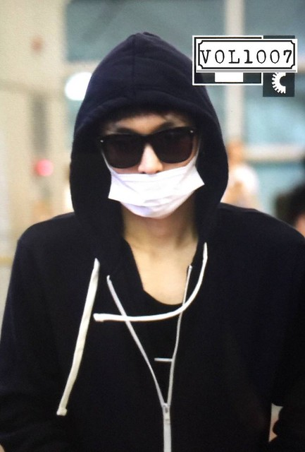 160829 Lay at Incheon Airport
