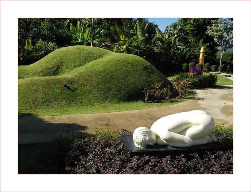 Un insólito parque temático en Mae Rim. Tailandia - Viajes ...